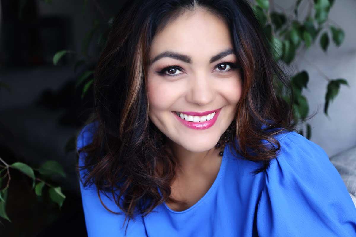 Ailyn Pérez, Soprano – Photo by Frances Marshall (Marshall Light Studio)