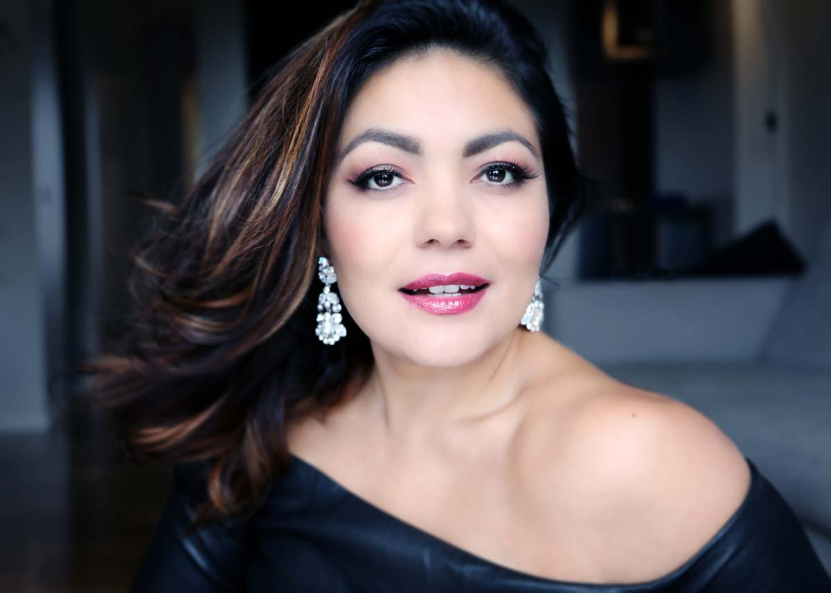 Ailyn Pérez, Soprano – Photo by Frances Marshall (Marshall Light Studio)