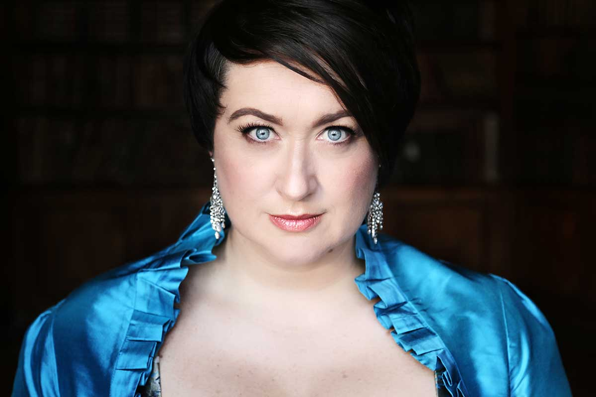 Orla Boylan, Soprano – Photo by Frances Marshall (Marshall Light Studio)