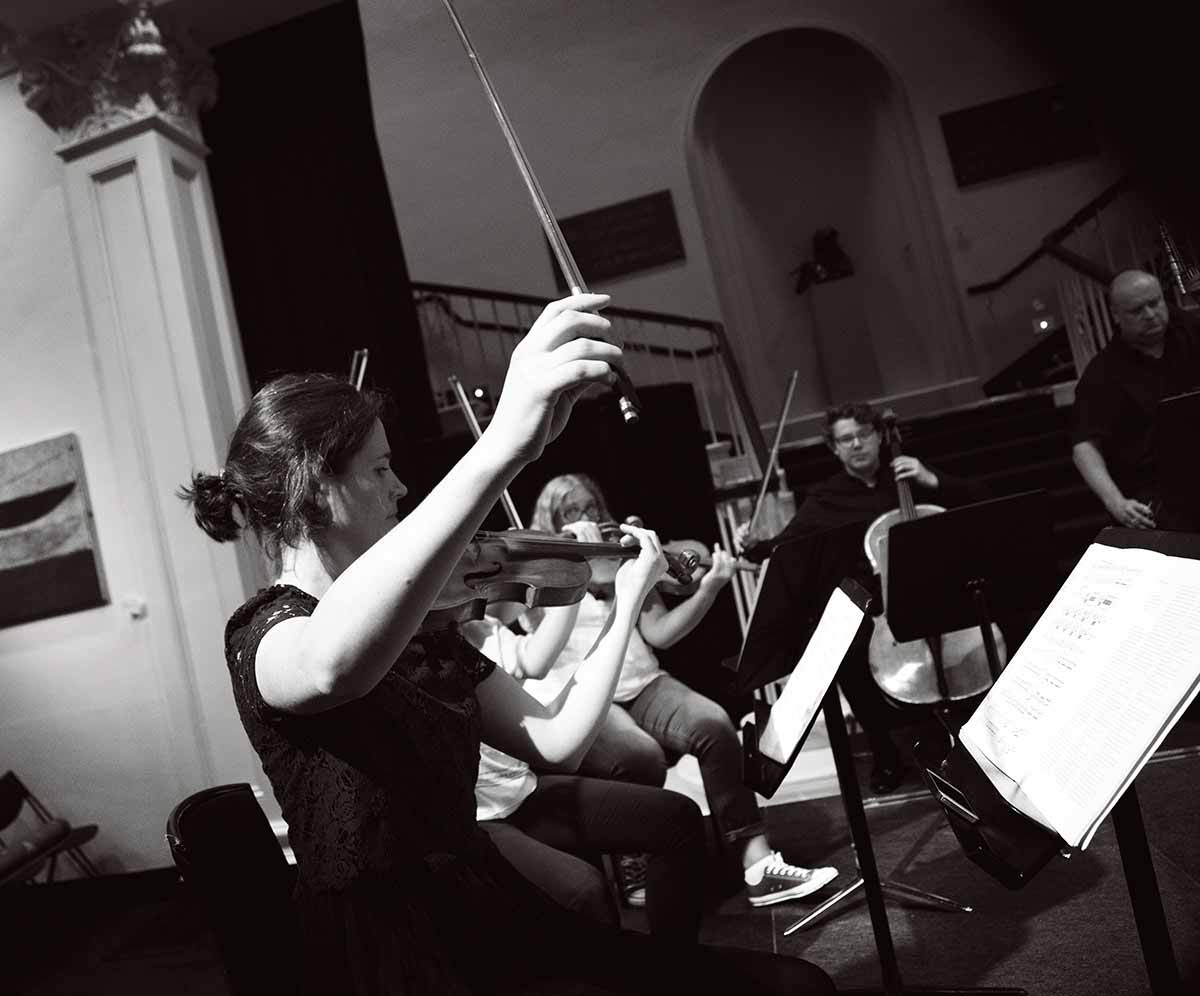 Musici Ireland concert photography at the National Concert Hall (NCH) Dublin – by Marshall Light Studio (Frances Marshall)