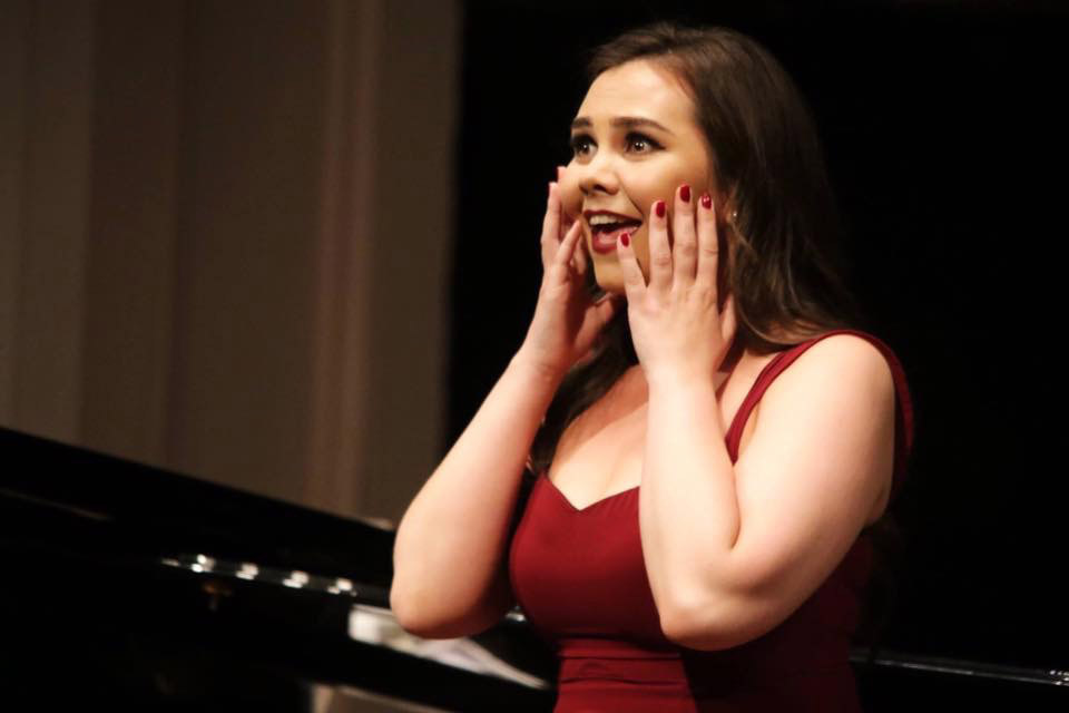 Rachel Croash, Soprano – Photo Frances Marshall