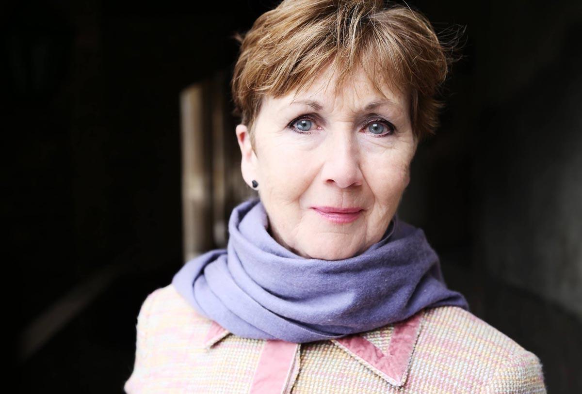 Ann Murray, Mezzo-Soprano – Photo Frances Marshall