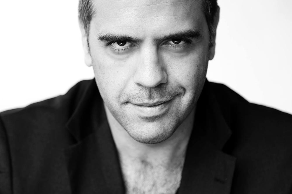 Antonio Iranzo, Tenor – Photo Frances Marshall