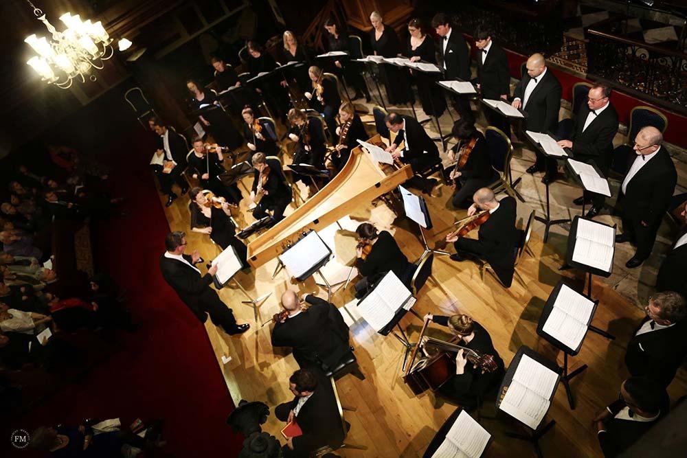 Drogheda Classical Music, Irish Baroque Orchestra (IBO) – Photo Frances Marshall