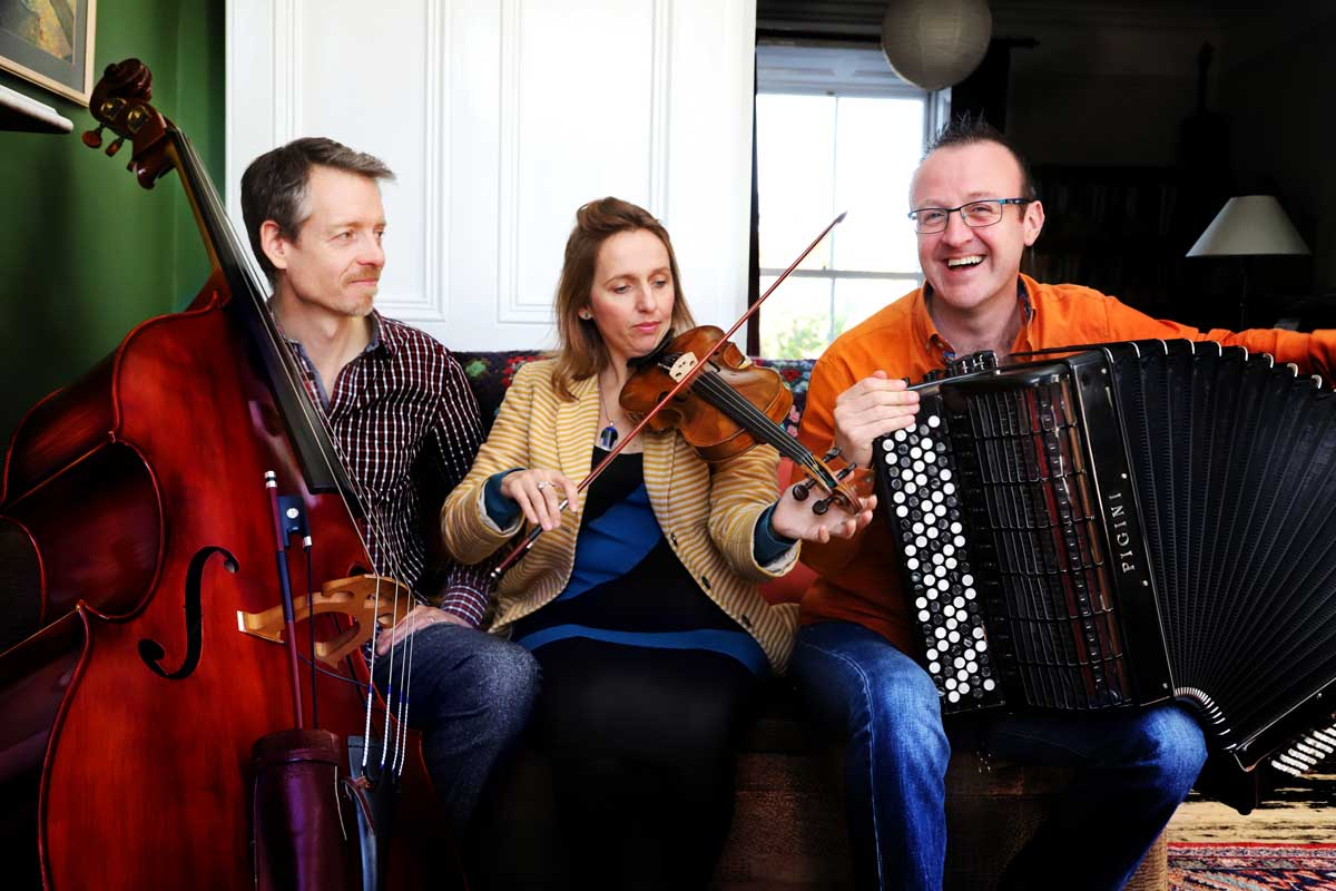 Far Flung Trio – Photo Frances Marshall