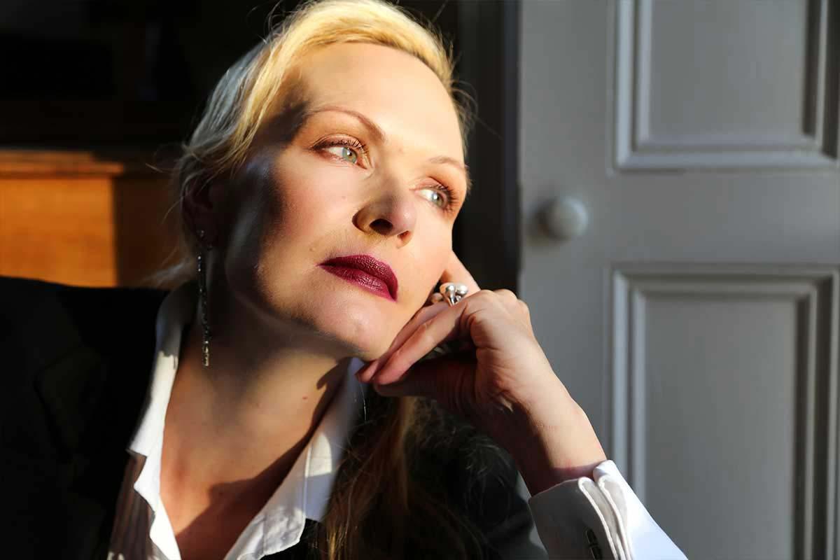 Fiona Tanner Baldwin, Soprano – Photo Frances Marshall