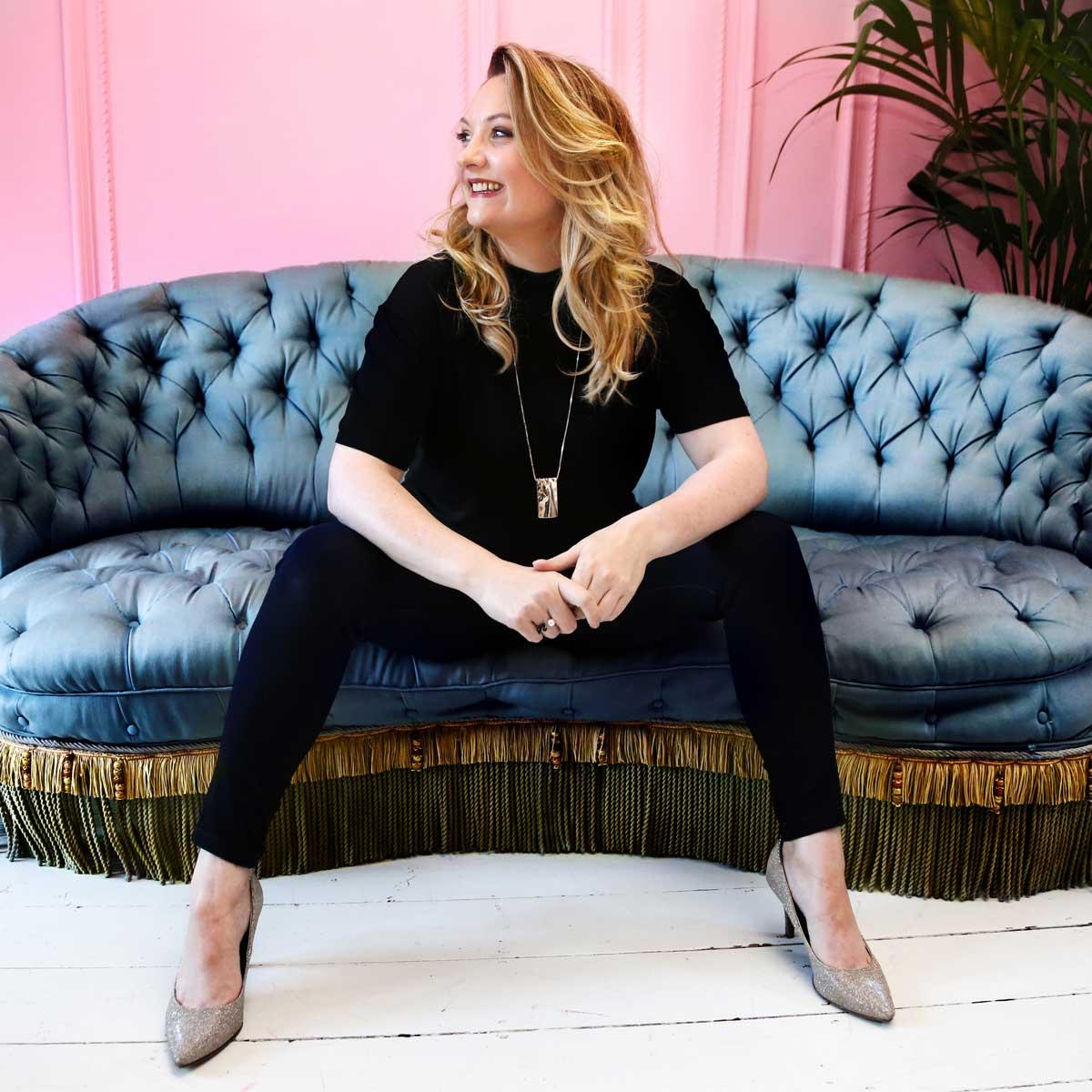 Jennifer Davis, Soprano – Photo by Frances Marshall