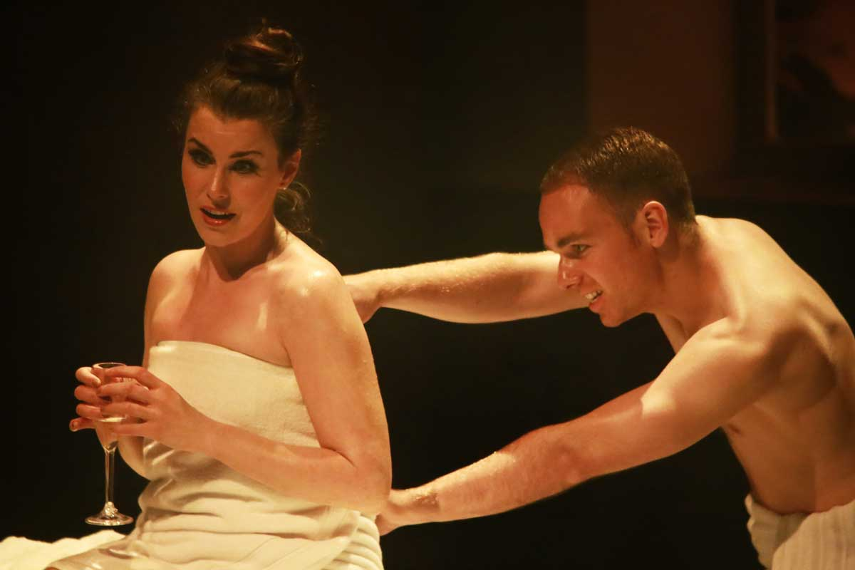 Agrippina – Opera Collective Ireland (OCI) 2015 – Photo by Frances Marshall