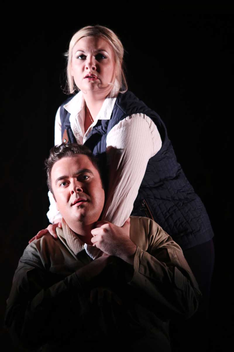 The Rape of Lucretia – Opera Collective Ireland (OCI) 2014 – Photo by Frances Marshall