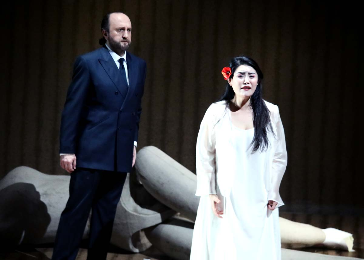 TOBS Theater Orchester Biel Solothurn – Madama Butterfly, 2019 – Photo Frances Marshall