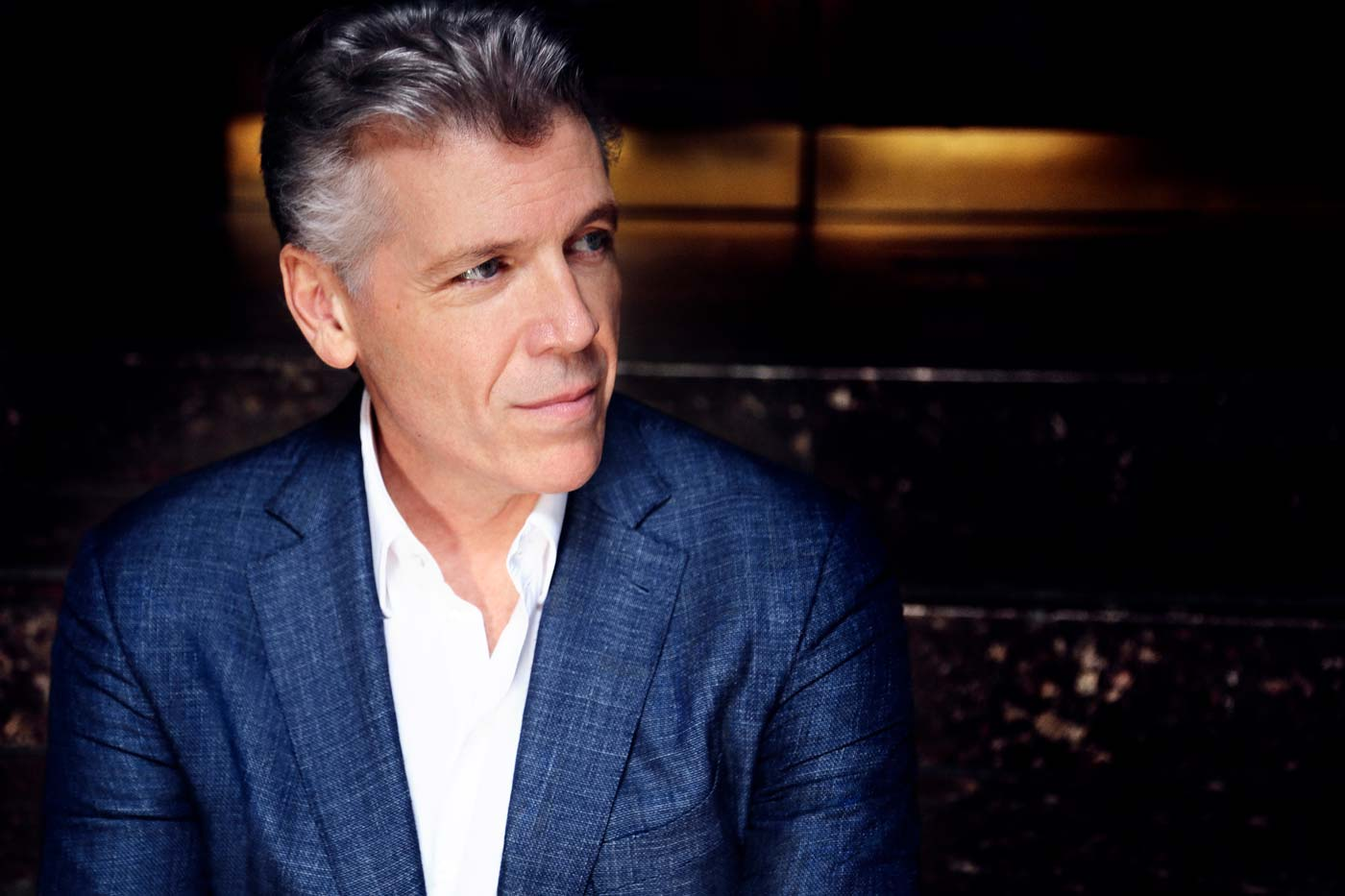 Thomas Hampson – Photo Frances Marshall