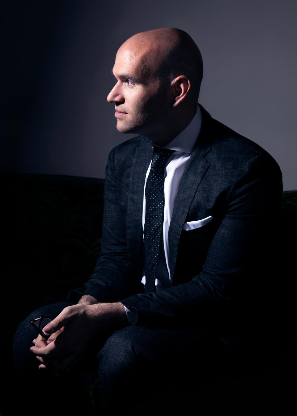 Michael Fabiano, tenor – Photo Frances Marshall