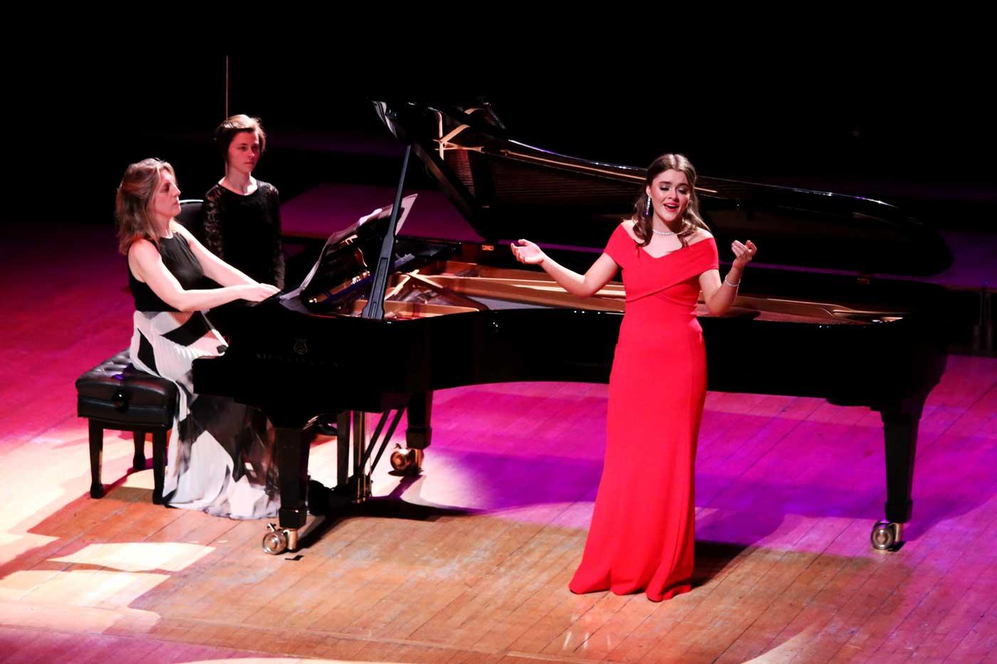 Feis Ceoil Concert Gala 2019, Ava Dodd – Photo by Frances Marshall