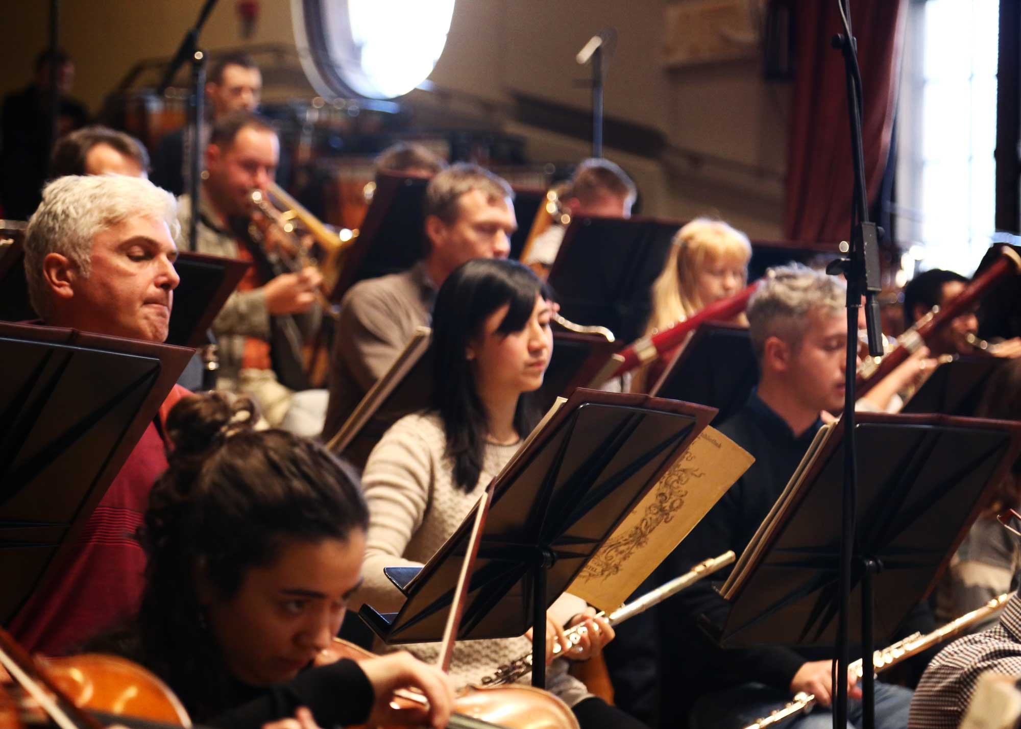 Royal Academy of Music, London – Music education photography by Frances Marshall